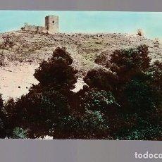 Postales: JUMILLA (MURCIA).- CASTILLO (VISTA SUR). Lote 125224599