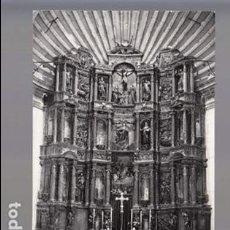Postales: JUMILLA (MURCIA).- RETABLO PARROQUIA DE SANTIAGO (ACTUAL). Lote 125224883