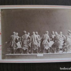 Postales: MURCIA-SALZILLO -NO POSTAL-ES FOTO ALBUMINA-FOTO JUAN ALMAGRO -VER FOTOS-(V-14.880) . Lote 126904827