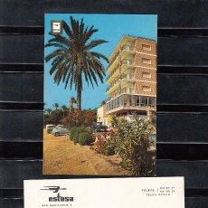 Postales: HOTEL-RESTAURANTE LIDO. MAR MENOR. Lote 127328219