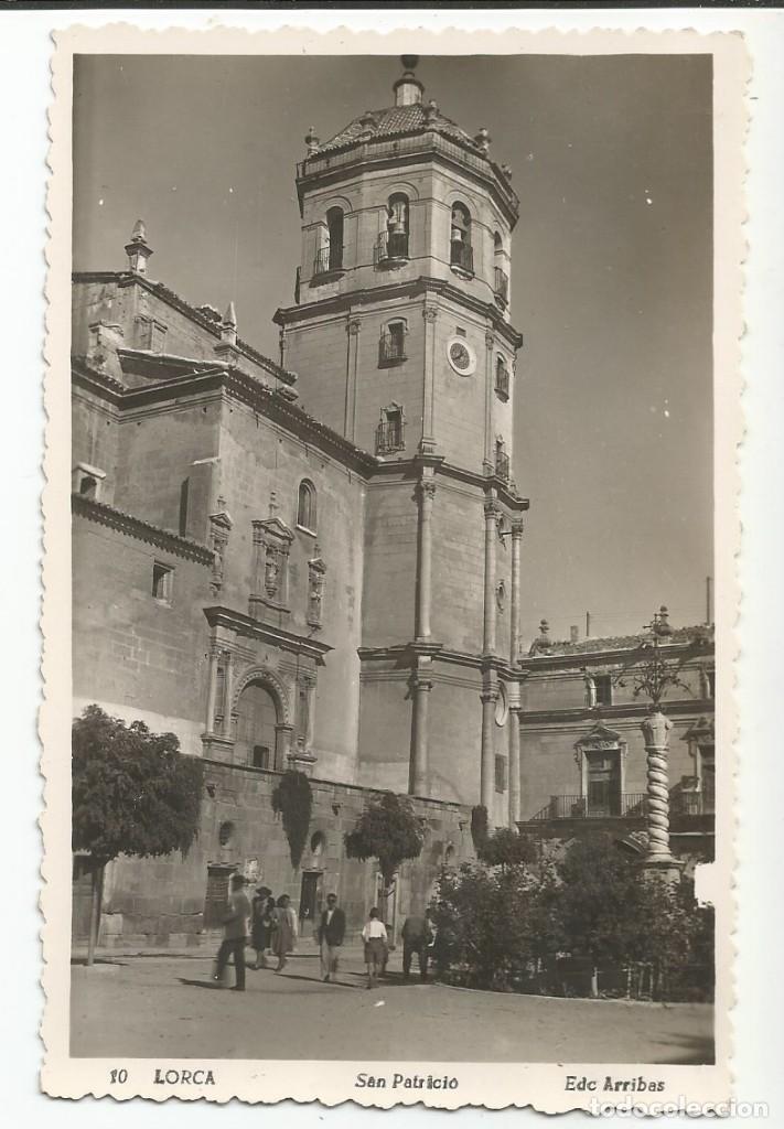 LORCA - SAN PATRICIO - Nº 10 ED. ARRIBAS (Postales - España - Murcia Moderna (desde 1.940))