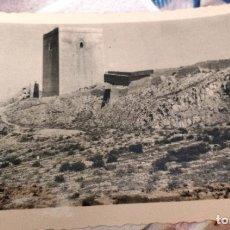 Postales: LORCA MURCIA, EL CASTILLO, TORRE ALFONSINA. Lote 128042267