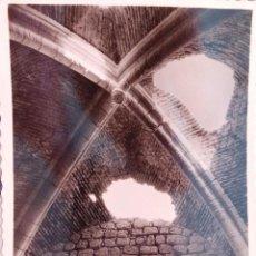 Postales: LORCA MURCIA, CASTILLO, INTERIOR. Lote 128043335