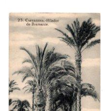 Postales: CARTAGENA.- HILADOR DE BRAMANTE. EDICION MELERO, Nº 23. Lote 128550271