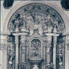 Postales: POSTAL MURCIA - RETABLO DE LA IGLESIA DE SAN MIGUEL - SALZILLO - ARRIBAS - CIRCULADA. Lote 129294895
