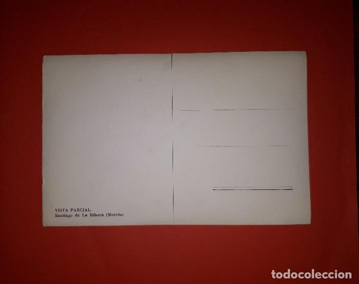 Postales: SANTIAGO DE LA RIBERA VISTA PARCIAL SAN JAVIER MURCIA - Foto 2 - 130068519
