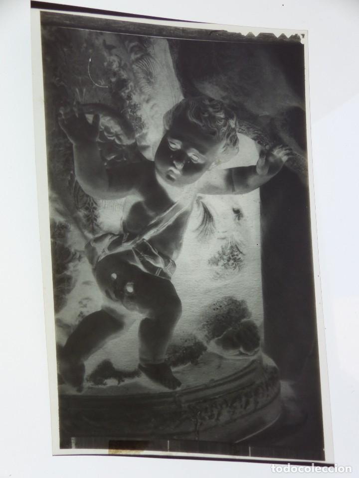 Postales: MURCIA - 9 CLICHES ORIGINALES - NEGATIVOS EN CELULOIDE - ED. ARRIBAS - Foto 12 - 130251066