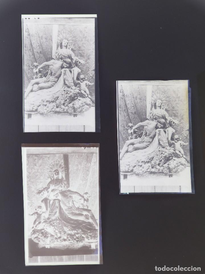 Postales: MURCIA - 9 CLICHES ORIGINALES - NEGATIVOS EN CELULOIDE - ED. ARRIBAS - Foto 14 - 130251066