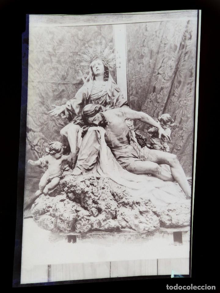 Postales: MURCIA - 9 CLICHES ORIGINALES - NEGATIVOS EN CELULOIDE - ED. ARRIBAS - Foto 19 - 130251066
