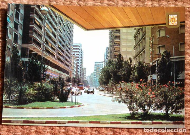MURCIA - AVENIDA JOSE ANTONIO (Postales - España - Murcia Moderna (desde 1.940))