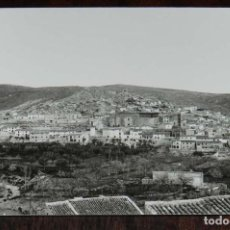 Cartes Postales: FOTOGRAFIA DE CARAVACA (MURCIA) , AÑOS 60, MIDE 10 X 7,2 CMS. UN POCO MAS PEQUEÑA QUE UNA POSTAL.. Lote 131115240