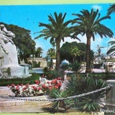 Postales: CARTAGENA. 53 MONUMENTO A LOS HÉROES DE CAVITE. ED. ARRIBAS. USADA CON SELLO. COLOR. Lote 131435750