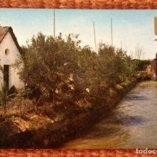 Postales: MURCIA - ALCANTARILLA - MUSEO DE LA HUERTA. Lote 131893530