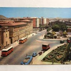 Postales: CARTAGENA POSTAL NO.2020 PLAZA ALMIRANTE BASTARRECHE. EDITA: EDICIONES ARRIBAS (H.1960?). Lote 132579653