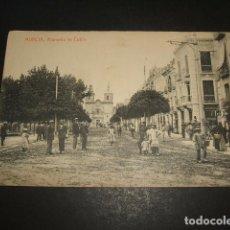 Postales: MURCIA ALAMEDA DE COLON. Lote 132595382