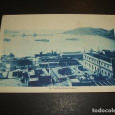 Postales: CARTAGENA MURCIA PUERTO. Lote 132693434