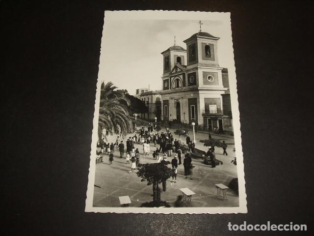 AGUILAS MURCIA IGLESI PARROQUIAL DE SAN JOSE (Postales - España - Murcia Antigua (hasta 1.939))