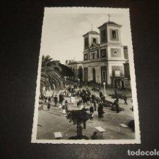Postales: AGUILAS MURCIA IGLESI PARROQUIAL DE SAN JOSE. Lote 132726350