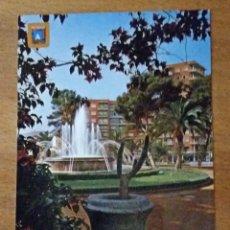 Postales: POSTAL PLAZA ESPAÑA CARTAGENA. Lote 133326178
