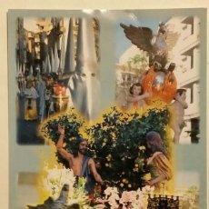 Postales: CARTAGENA AGRUPACIÓN APARICIÓN DE JESÚS A MARÍA MAGDALENA. Lote 133541854