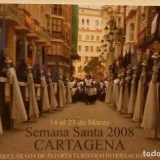 Postales: CARTAGENA TERCIO SANTÍSIMO CRISTO DE LA RESURRECCIÓN. Lote 133543038