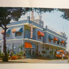 Postales: POSTAL PUERTO LUMBRERAS - HOTEL ROSALES ESCRITA. Lote 154919841