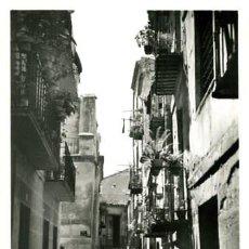 Postales: CARTAGENA (MURCIA). CALLE DE LA SOLEDAD. EDICIONES ARRIBAS Nº 91. FOTOGRÁFICA.. Lote 133853034