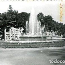 Postales: CARTAGENA (MURCIA). FUENTE PLAZA DE ESPAÑA. EDICIONES DARVI Nº 24. FOTOGRÁFICA.. Lote 133854310