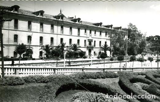 CARTAGENA (MURCIA). CUARTEL DE INFANTERIA DE MARINA Y HOSPITAL. EDICIONES DARVI Nº 21. FOTOGRÁFICA. (Postales - España - Murcia Moderna (desde 1.940))