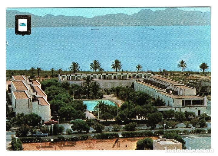 LA MANGA DEL MAR MENOR 78 - APARTAMENTOS GALUPE CON SU PISCINA - SUBIRATS CASANOVA - NO CIRCULADA (Postales - España - Murcia Moderna (desde 1.940))