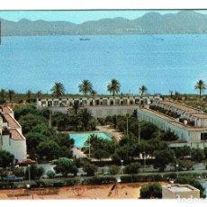 Postales: LA MANGA DEL MAR MENOR 78 - APARTAMENTOS GALUPE CON SU PISCINA - SUBIRATS CASANOVA - NO CIRCULADA. Lote 134576486