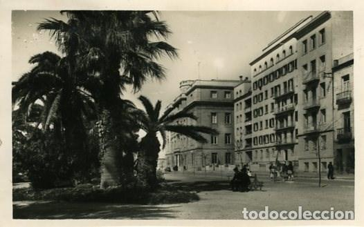 CARTAGENA (MURCIA). MURALLA DEL MAR. DETALLE. ED. ARRIBAS Nº 50. FOTOGRÁFICA (Postales - España - Murcia Moderna (desde 1.940))