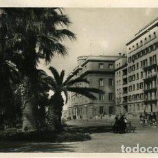 Postales: CARTAGENA (MURCIA). MURALLA DEL MAR. DETALLE. ED. ARRIBAS Nº 50. FOTOGRÁFICA. Lote 135733603