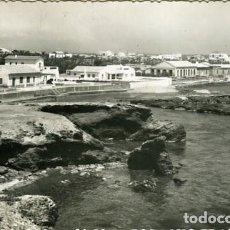 Postales: CABO DE PALOS (MURCIA). EDICIONES GARCIA GARRABELLA Nº 1. FOTOGRÁFICA. Lote 135734055
