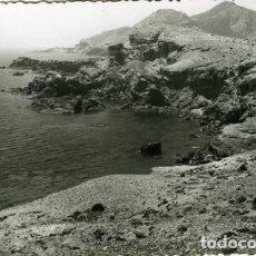 Postales: CABO DE PALOS (MURCIA). EDICIONES GARCIA GARRABELLA Nº 7. FOTOGRÁFICA. Lote 135734127