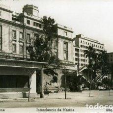 Postales: CARTAGENA (MURCIA). INTENDENCIA DE MARINA. EDICIONES ARRIBAS Nº 71. FOTOGRÁFICA. Lote 135734627