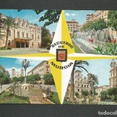 Postales: POSTAL CIRCULADA - MURCIA 69 - EDITA ESCUDO DE ORO. Lote 136442862