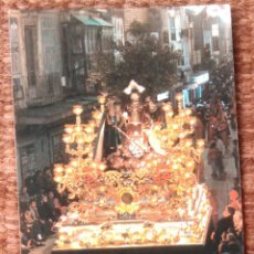 Postales: CARTAGENA - MIERCOLES SANTO - EL OSCULO - CALIFORNIOS. Lote 136563886