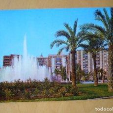 Postales: MURCIA - PLAZA DEL GENERALISIMO (ESCRITA Y CIRCULADA). Lote 136806690