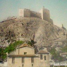 Postales: CASTILLO TORRE SAN MIGUEL PINTADA MULA MURCIA ED G.MELLADO MUY RARA . Lote 136833502