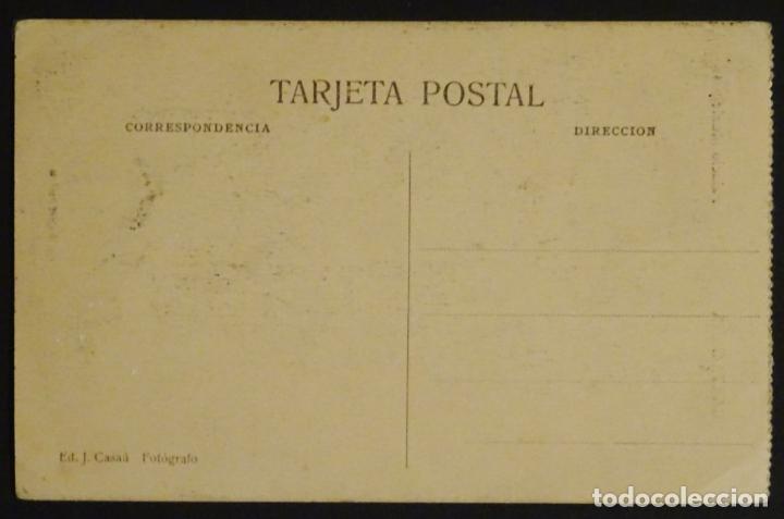 Postales: Cartagena, palacio Municipal. Antigua postal sin circular. - Foto 2 - 137348126