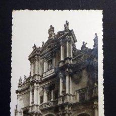 Postales: LORCA, FACHADA DE LA COLEGIATA. ANTIGUA POSTAL SIN CIRCULAR. Lote 137348614