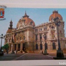 Postales: AYUNTAMIENTO DE CARTAGENA.. Lote 137449174