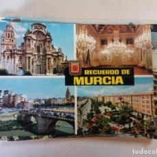 Cartoline: BJS.RECUERDO DE MURCIA.CIRCULADA.EDICIONES ESCUDO DE ORO.N93.. Lote 137709174