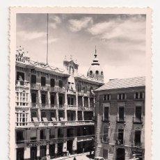 Postales: MURCIA - PLAZA DE HERNÁNDEZ AMORES - NO FIGURA NI EL NÚMERO NI LA EDICIÓN.. Lote 137829282