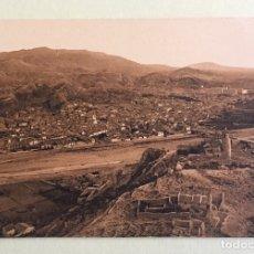 Postales: LORCA- MURCIA- TARJETA POSTAL- VISTA DEL BARRIO DE SAN CRISTOBAL- AÑO. 1.90.... Lote 138570502