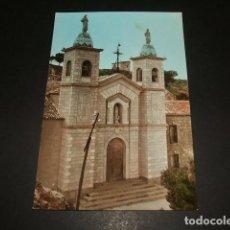 Postales: YECLA MURCIA SANTUARIO DEL CASTILLO ED. I A SANTA FE Nº 42. Lote 138852834