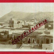 Postales: POSTAL MURCIA, PUERTO DE MAZARRON , FARO VISTA AGUSTIN DE SOROA, FOTOGRAFICA , ORIGINAL, P396. Lote 139304234