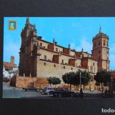 Postales: TARJETA POSTAL LORCA (MURCIA). COLEGIATA DE SAN PATRICIO. Lote 139343050