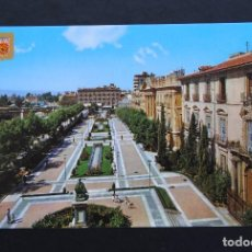 Postales: TARJETA POSTAL MURCIA. GLORIETA DE ESPAÑA. Lote 139465818